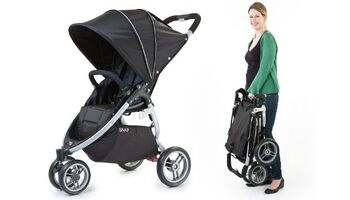 Как выбрать легкую прогулочную коляску для ребенка?
