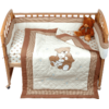 Постельное белье для новорожденных в кроватку