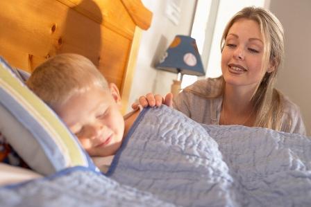 Как легко и без слез поднять ребёнка утром в садик или школу
