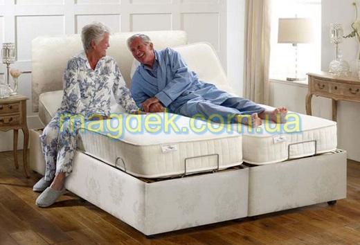 выбрать матрас для пожилого человека