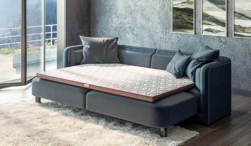 тонкий матрас для раскладного дивана
