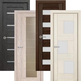 Двери ПВХ межкомнатные недорого со склада
