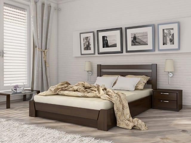Кровати из дерева от Эстелла - лучшее решение для спальни
